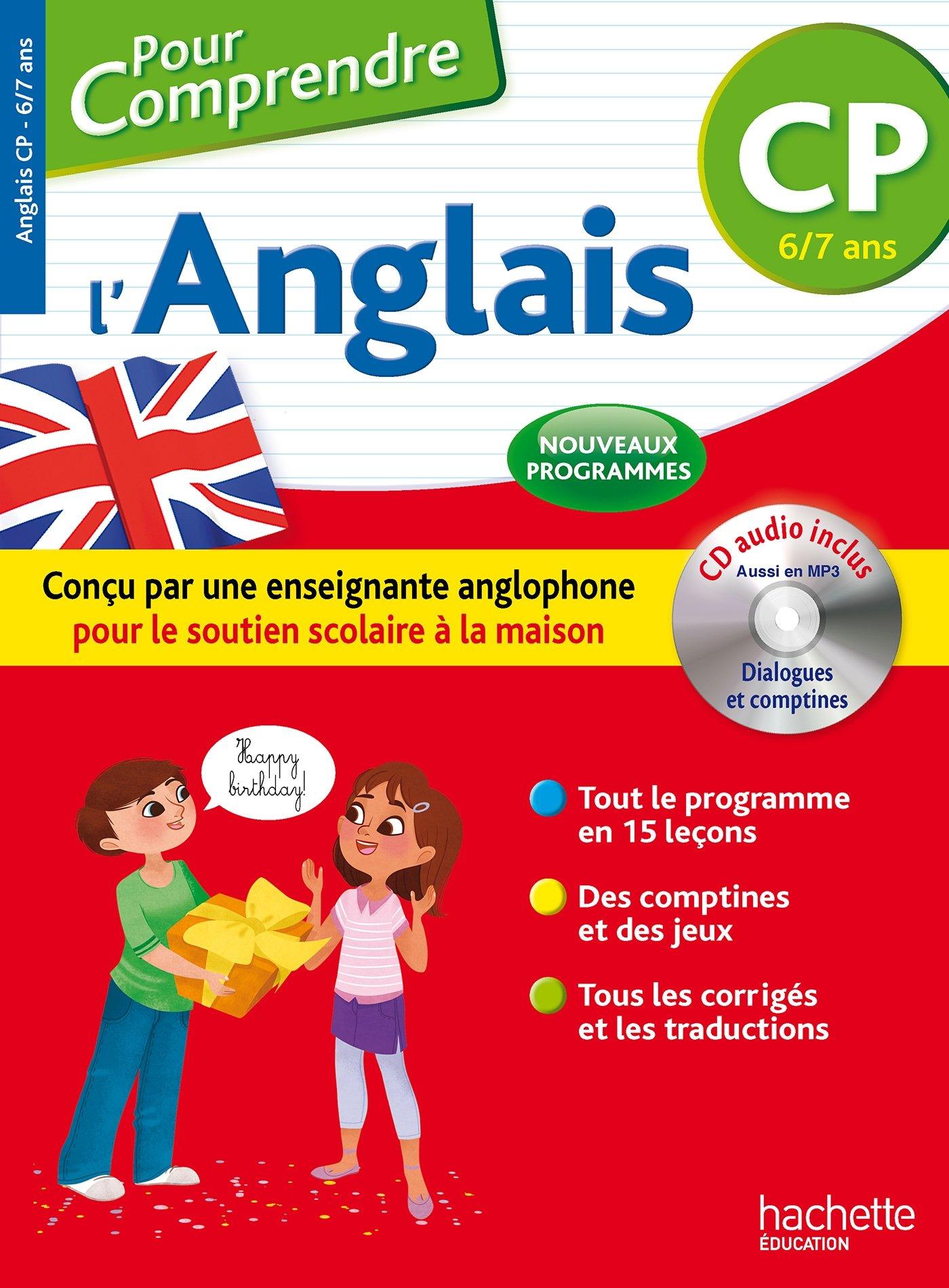 cahier de vacances anglais cp
