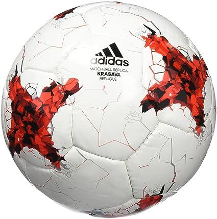 adidas Confed Replique Balón, Hombre, Blanco (Blanco/Rojo/Rojpot ...