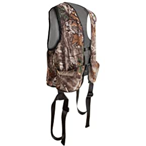 Leader Accessories Full Body Hunter Safety Vest Harness 300lb Capacity