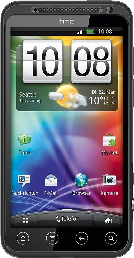 HTC Evo 3D - Smartphone libre Android (pantalla táctil de 4,3