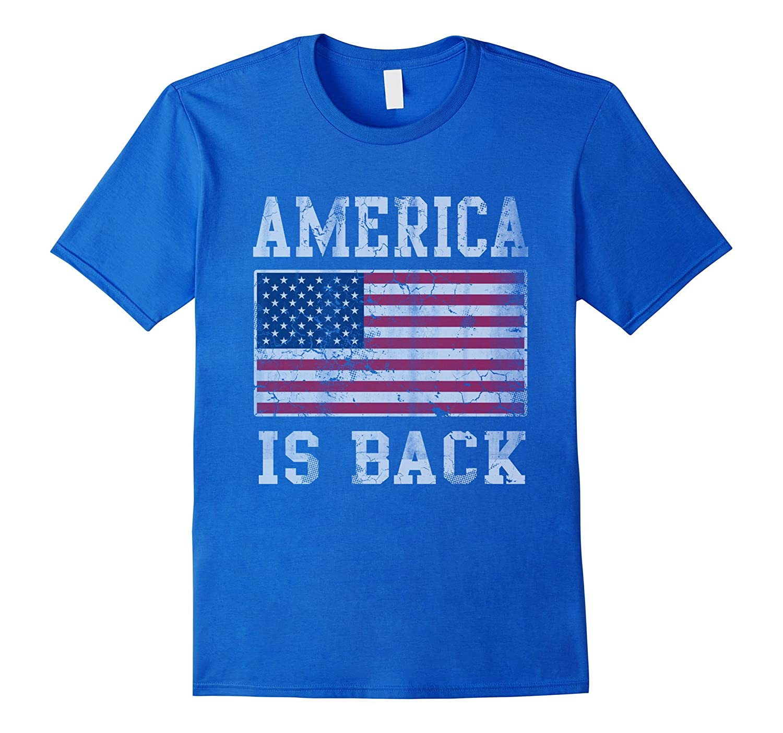 America Is Back Shirt-PL