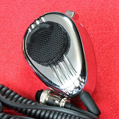 Chrome Noise Canceling CB Mic Workman SS56C RK56 Type: GPS & Navigation