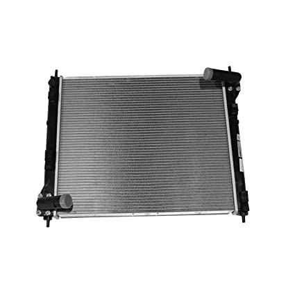 amazon tyc 13264 replacement radiator for nissan juke automotive Nissan Pickup Radiator tyc 13264 replacement radiator for nissan juke