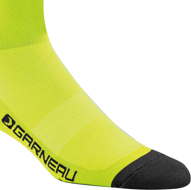 Louis Garneau Conti Long Performance Cycling Socks for Men and Women