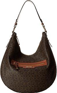 d52b28b249c6 Amazon.com  Calvin Klein womens Calvin Klein Liana Pebble Leather ...