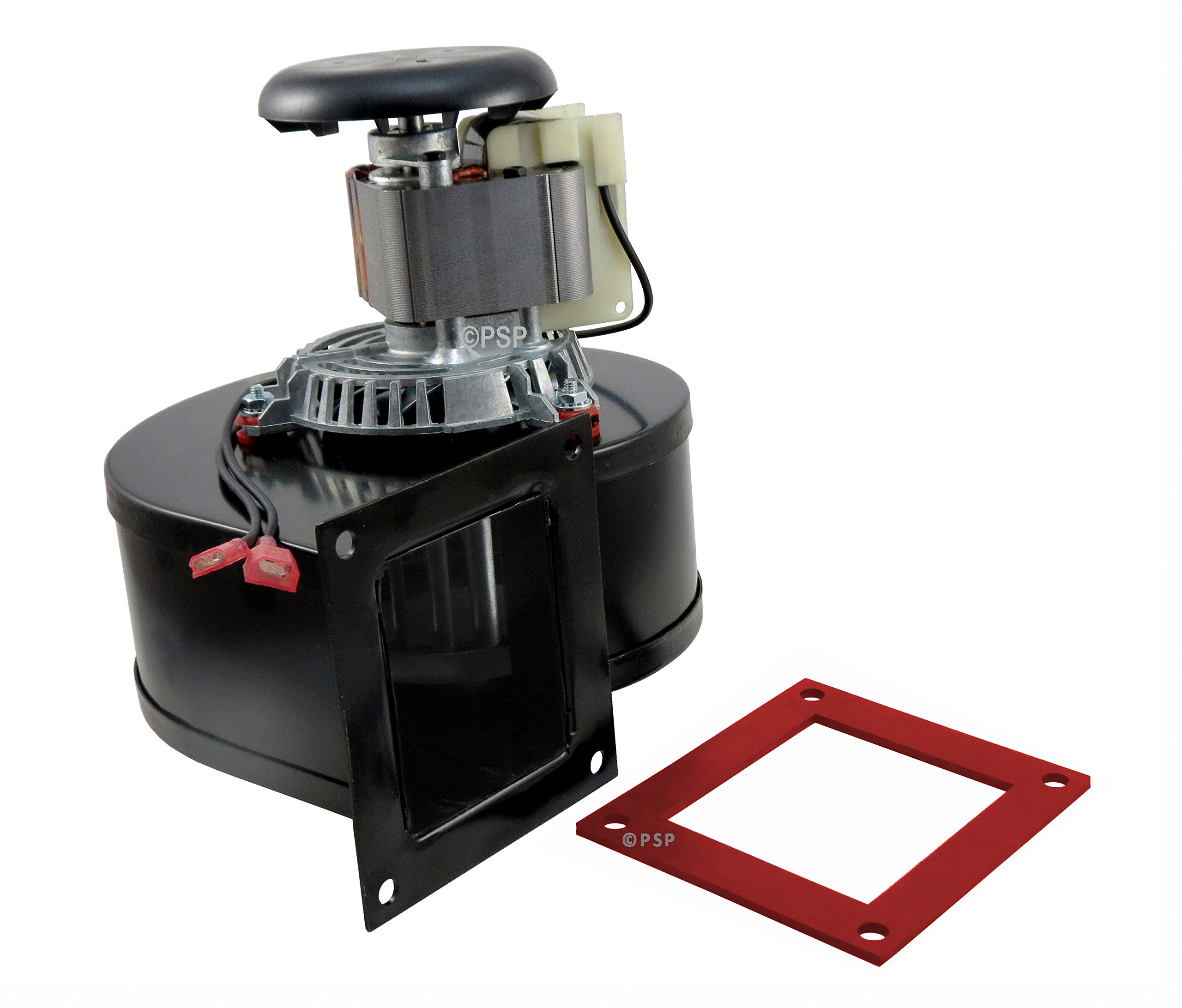 Breckwell Convection Fan Room Air Blower, A-E-033, A-E-033A, C-E-033 for Pellet Stoves