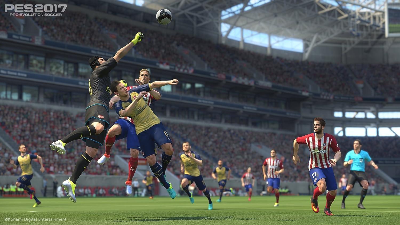 Pro Evolution Soccer 2017 ile ilgili görsel sonucu