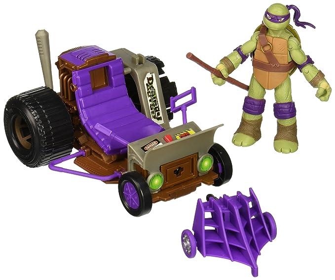 Amazon.com: Teenage Mutant Ninja Turtles Donatello con ...