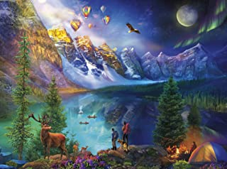 product image for Buffalo Games - Lake Moraine Journey - 1000 Piece Jigsaw Puzzle