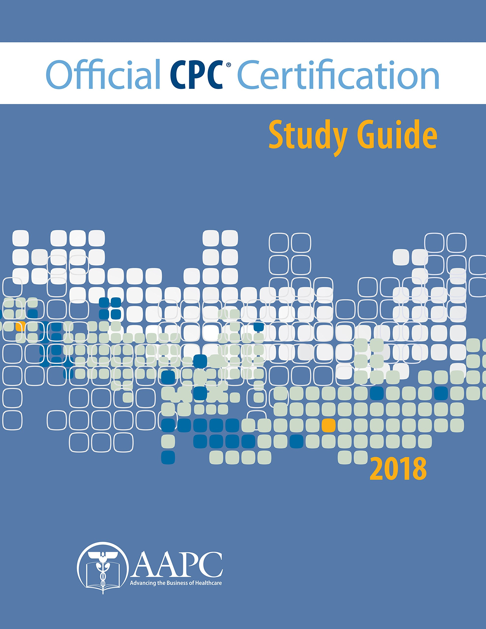 Official Cpc Certification 2018 Study Guide Aapc Brad Ericson