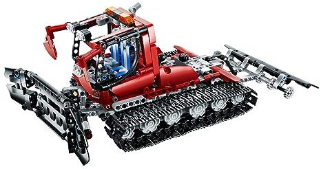 OrugaAmazon Máquina Con es Quitanieves Lego 8263 Technic ZiuPkXTO