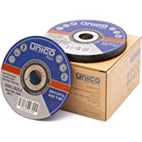 50 pcs disco de corte de diámetro 125