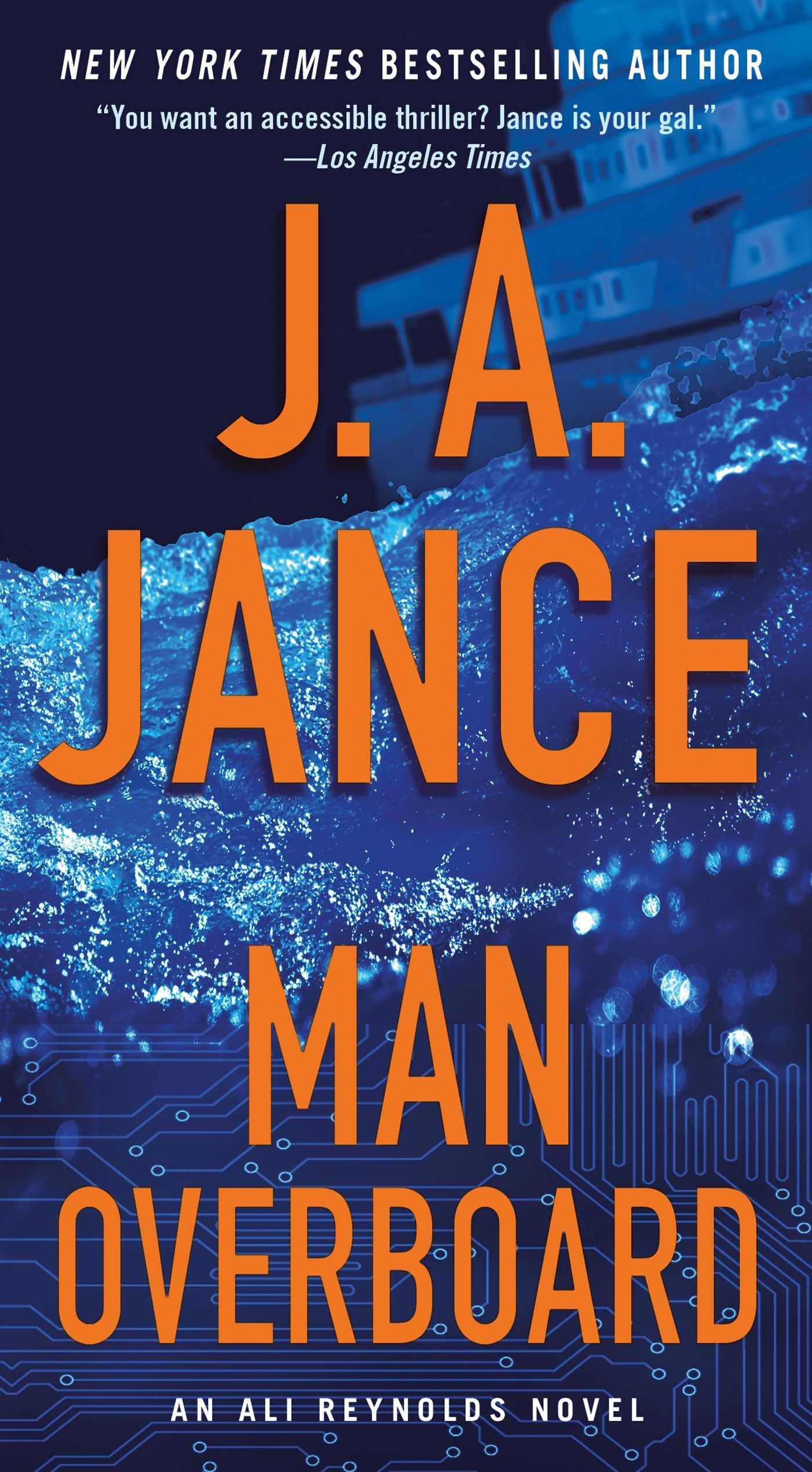 Download Man Overboard: An Ali Reynolds Novel (Ali Reynolds Series) pdf