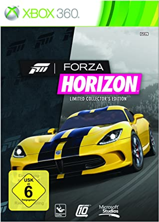 Microsoft Forza Horizon Limited Edition - Juego: Amazon.es ...