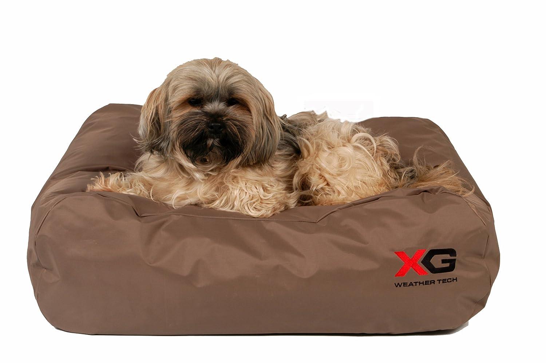 Dogit X-Gear Weather Tech Waterproof Dog Bed, Beige, Small