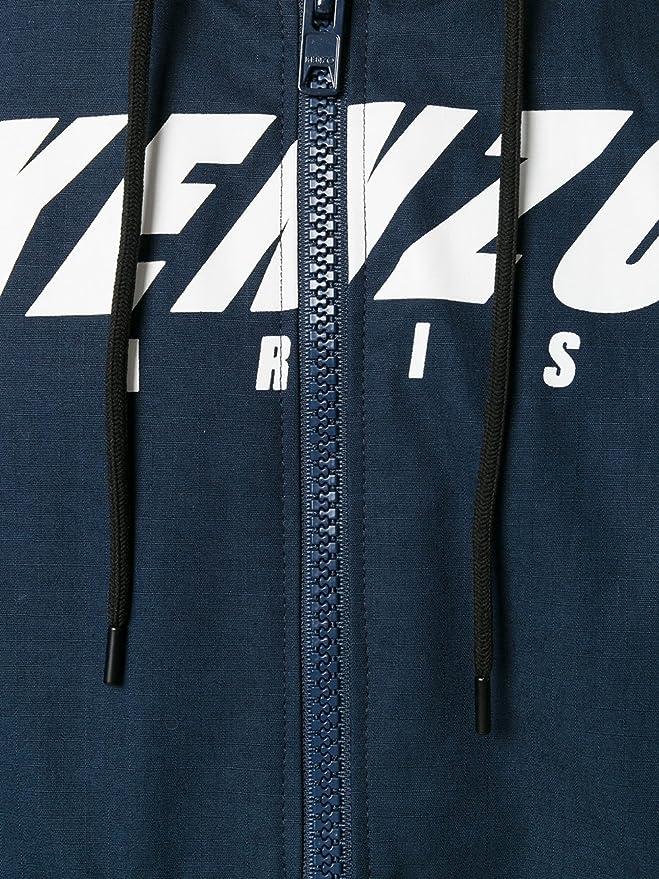 KENZO - Chaqueta - para hombre azul azul 38: Amazon.es: Ropa y accesorios
