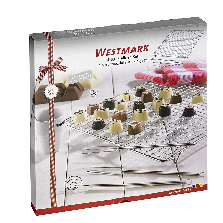 12/x 22/x 1.9/cm Westmark 30202260/Silicona de Bombones Forma Rojo