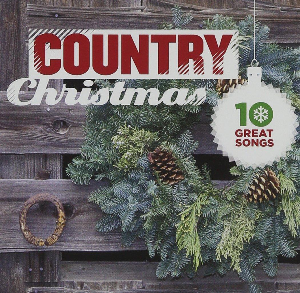 10 Great Country Christmas Songs, Darius Rucker, Trace Adkins ...