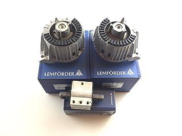 2 x Motor Almacenamiento 1 x Engranaje Almacenamiento Lemförder W204 S204 C204 180 CDI 200 CDI 220 CDI (solo 125 kW/170PS) 250 CDI: Amazon.es: Coche y moto