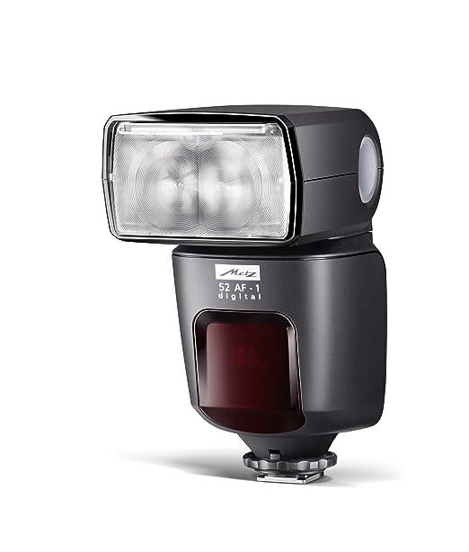 130 opinioni per Metz Mecablitz 52 AF-1 Digital Flash per Nikon, Modo i-TTL/D-TTL/3D,