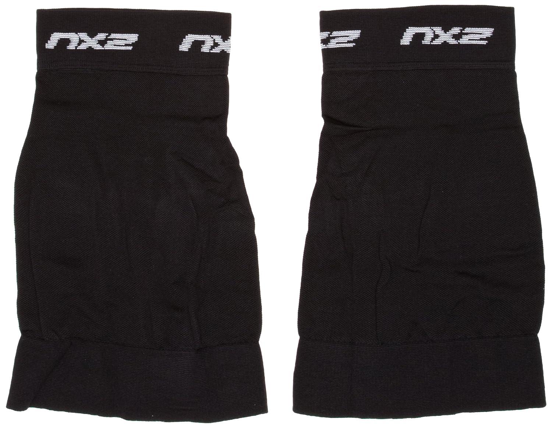 2XU(ツータイムズユー) ユニセックス コンプレッション クアッド スリーブス B00591LQOO ブラック×ブラック Large