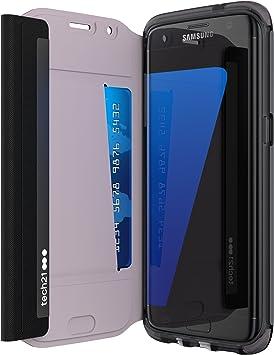 Tech21 Evo - Funda billetera para Samsung Galaxy S7 Edge ...
