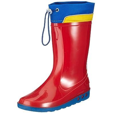Nora Sven Girls Boot Red UK 2 Junior