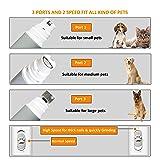 Low Volume Electric Pet Nail Grinder - Dog Nail