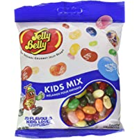 Jelly Belly Kids Mix Jelly Beans, 20 Kid-Friendly Flavours, 198-g