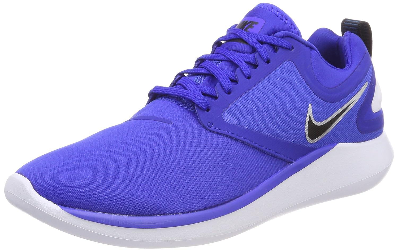 Nike Lunarsolo, Zapatillas de Entrenamiento Para Hombre 41 EU|Azul (Racer Blue/Black Blue Force-white 406)