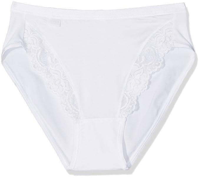 Sloggi Romance Tai 4sp, Braguita para Mujer, (Blanc), (Talla del