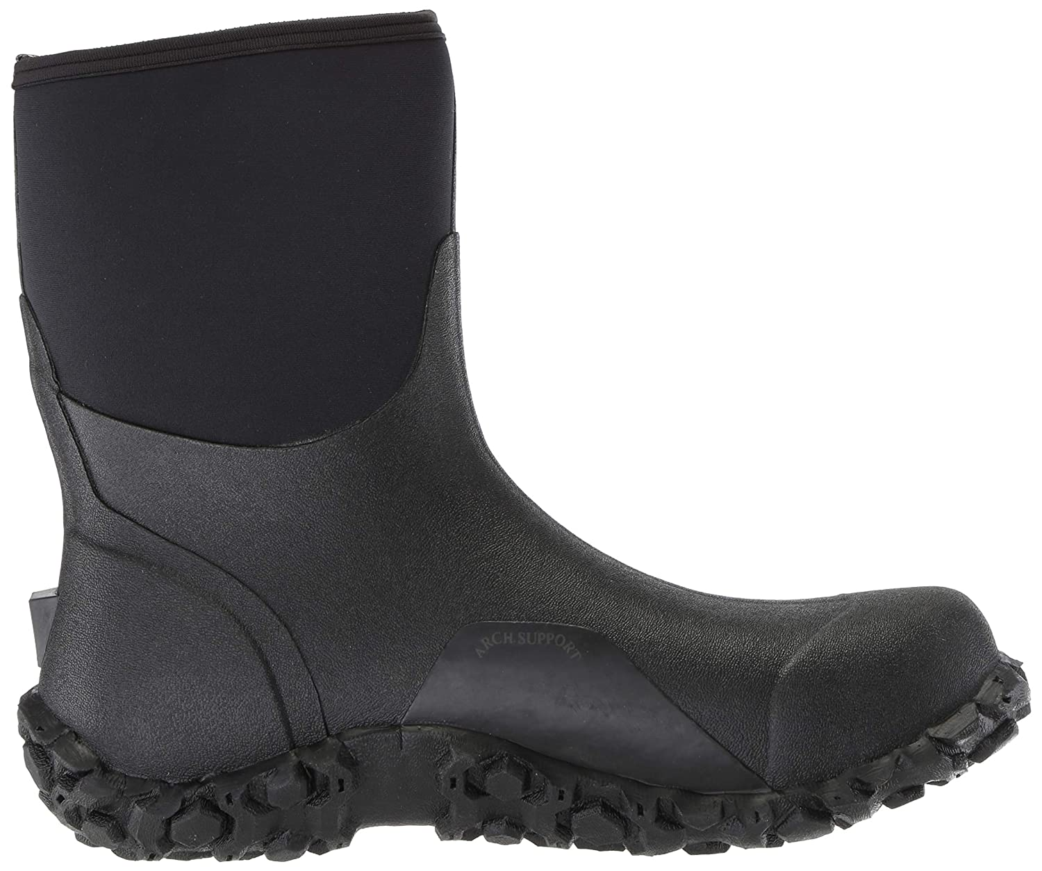 ec5c9fee11 Bogs Mens Classic Mid Waterproof Insulated Rain and Winter Snow Boot