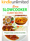 Easy slow cooker curry recipes: Prepare tasty curries in no time