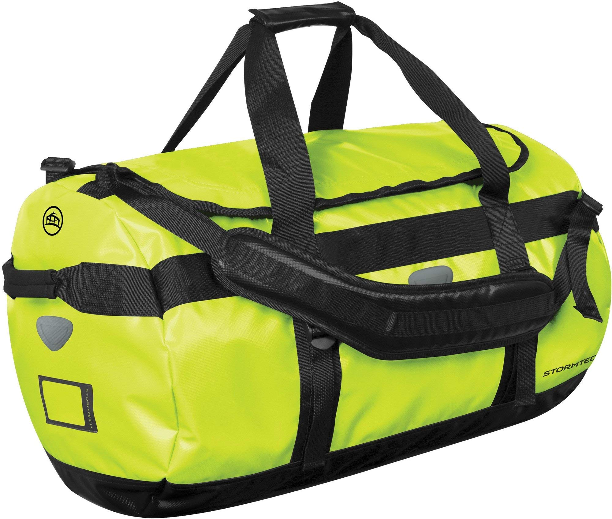 Stormtech Atlantis Large Waterproof Gear Bag Hi Vis Green