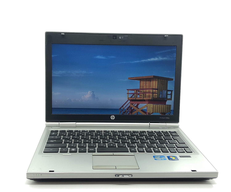 【翌日発送可能】 中古 HP English English Laptop Computer Intel Core Computer Used, i5, 4 GB, 320 GB, Windows 7, Used, HP EliteBook 2560p B07JYRZF52, セイノーエコ:3c1826f1 --- efichas.com.br