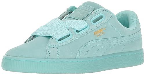 Puma Women s Suede Heart Reset WN s Fashion Sneaker  Amazon.co.uk ... 1b3816344