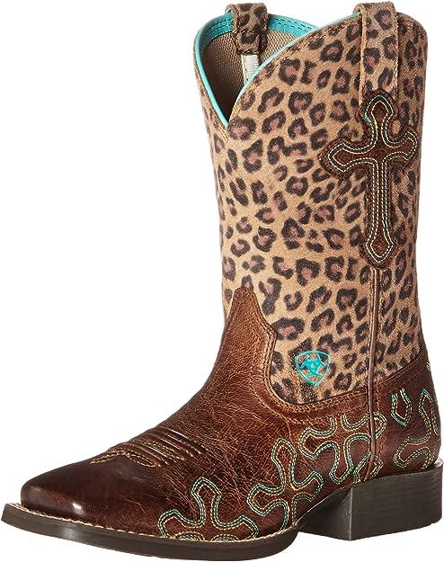 Kids Crossroads Western Cowboy Boot