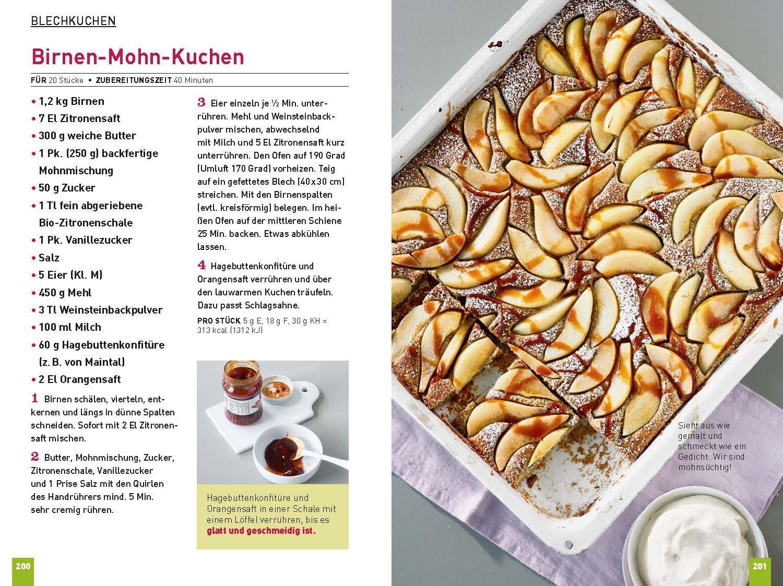 essen & trinken Für jeden Tag - Backen: Kuchen, Torten und Gebäck ...