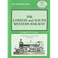 The London and South Western Railway: Locomotive Drawings