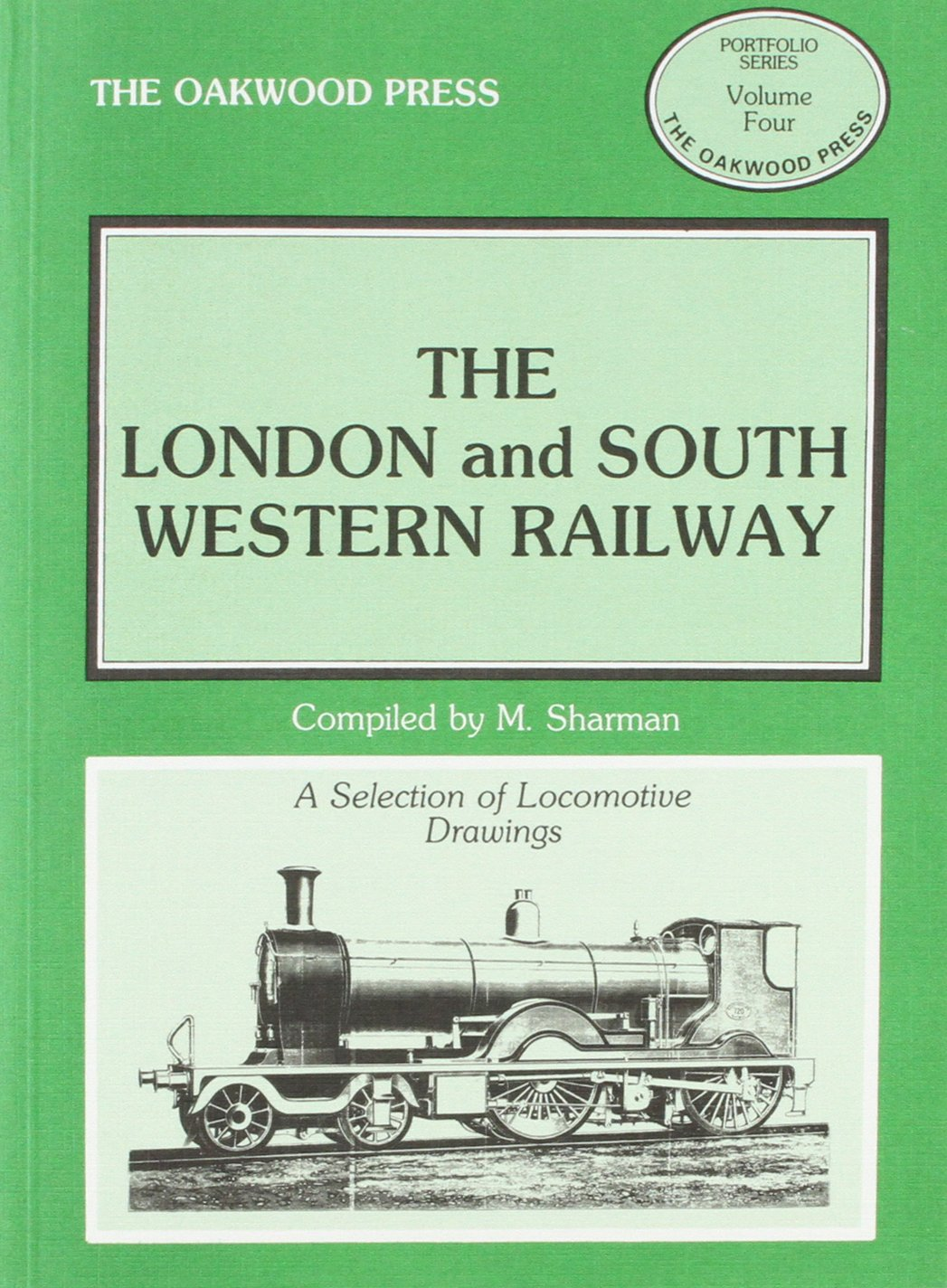 The London and South Western Railway: Locomotive Drawings in 7mm