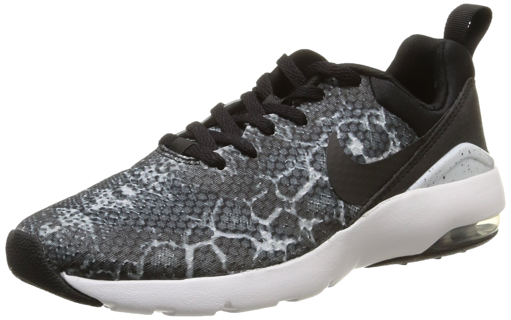 classic closer at stable quality Nike Womens Wmns Air Max Siren Print, PURE PLATINUM/BLACK-WHITE ...