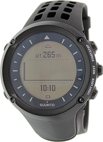 Amazon.com: Suunto Ambit reloj GPS, talla única: Suunto ...
