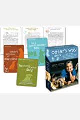 Cesar's Way Deck: 50 Tips for Training and Understanding Your Dog Cards