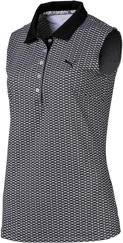 最適な価格 [プーマ] レディース シャツ B07MQJZSYD PUMA Sleeveless Women's Dawn Sleeveless レディース Golf Polo [並行輸入品] B07MQJZSYD, 京染呉服卸 平安京:568017bd --- arianechie.dominiotemporario.com