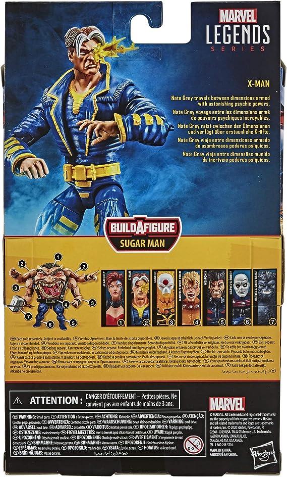X-Man Nate Grey NEW Marvel Legends 6 inch Action Figure X-Men