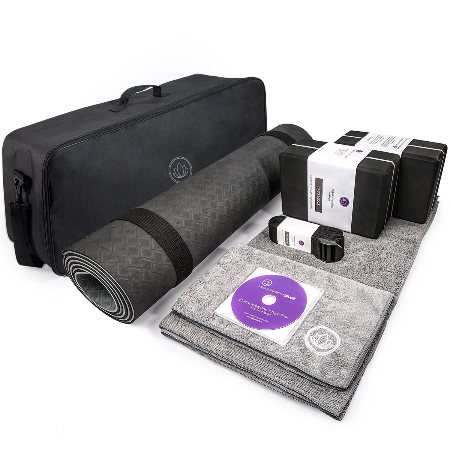 LEVOIT Premium Yoga Set Kit