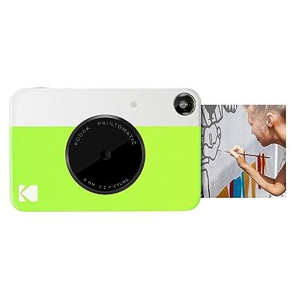 Kodak Printomatic - Cámara de impresión instantánea, imprime en ...