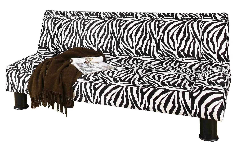 Perfect Amazon.com: Primo International Maple Convertible 2 Position Studio Sleeper  Sofa, Zebra: Kitchen U0026 Dining