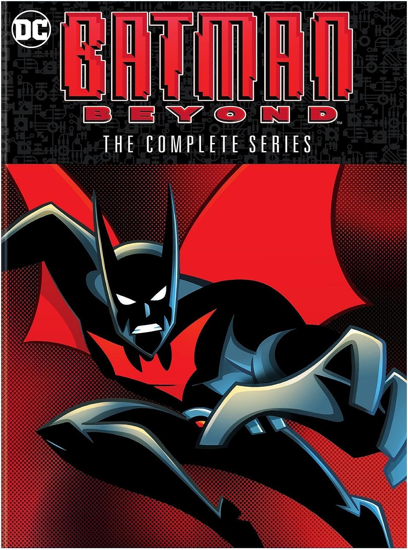 Batman Beyond The Complete Series Amazon Co Uk Dvd Blu Ray