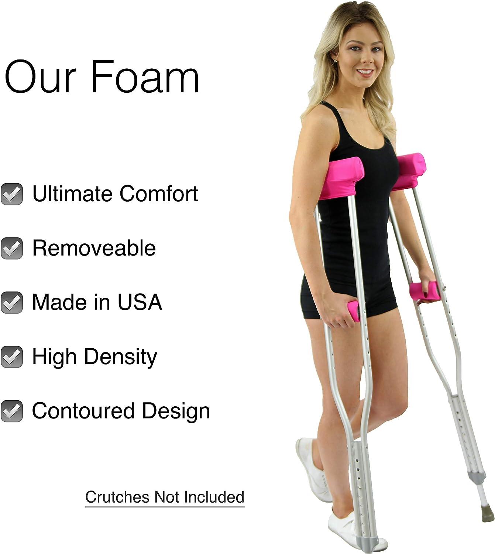Amazon.com: Crutcheze - Fundas para muletas deportivas con ...